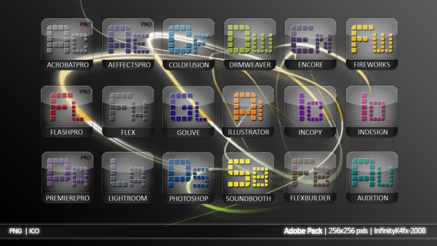 Adobe Pack by InfinityK4fx