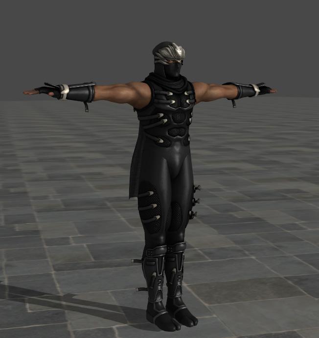 ryu hayabusa ninja gaiden 2