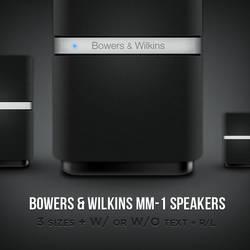 BW MM1 Speakers Icon