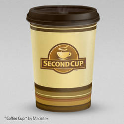Coffee Cup - A warm 512px icon