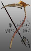 Nadija Stock 63 Weapons Pack