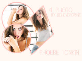 Phoebe Tonkin Photopack (2) by BelieveForMe