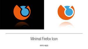[icon] Minimal Firefox Icon