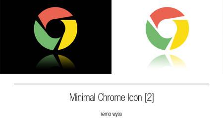 [icon] Minimal Chrome Icon (another one)