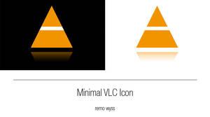 [icon] Minimal VLC Icon