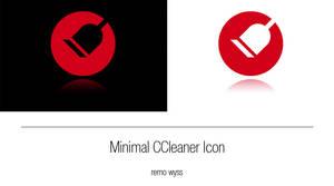 [icon] Minimal CCleaner Icon