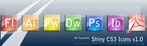 Adobe CS3 Shiny Icons