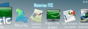 School Icons ITIC by MrTsu