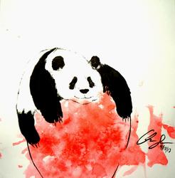 99 Pandas Go By! by Bro-Pacino