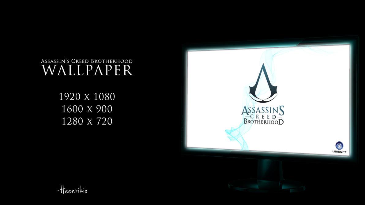 Assassin's Creed Brotherhood wallpaper by heenriko