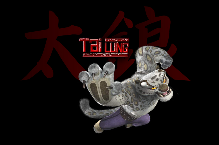 Kung fu panda tai lung wallpaper