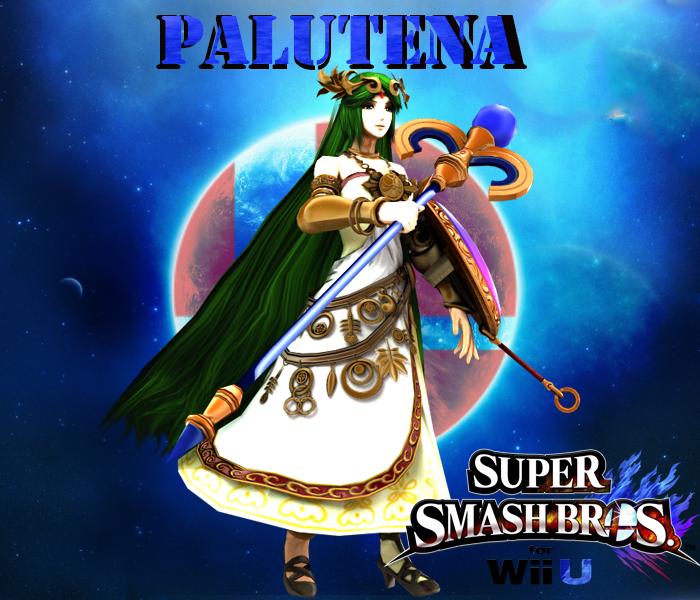 Hyrule Warriors Sfm: Palutena (SSB Wii U) By LordHyrule On DeviantArt