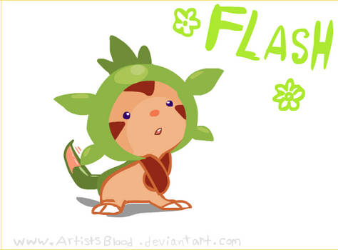 Chespin Animation
