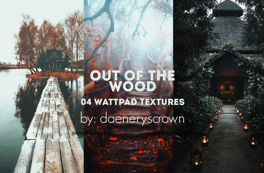 Texture Pack #03 - Out Of The Wood