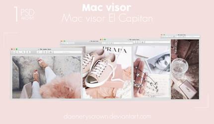 Mac Visor .PSD