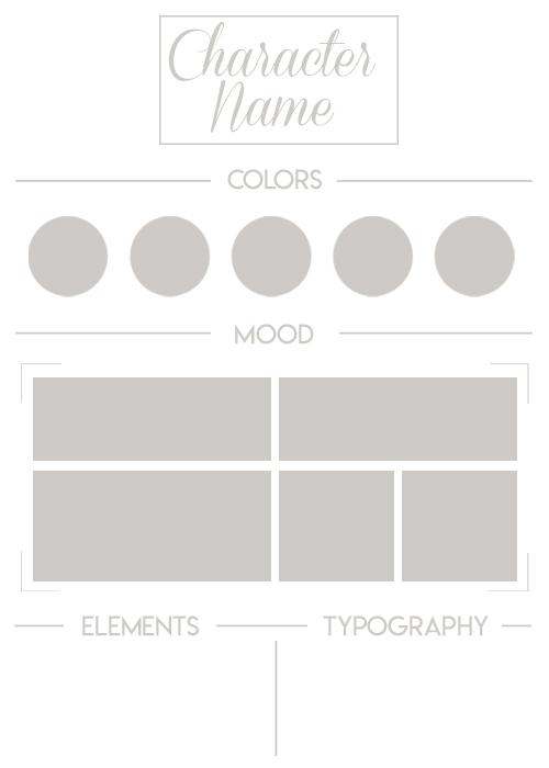 moodboard template by daeneryscrown on deviantart. Black Bedroom Furniture Sets. Home Design Ideas