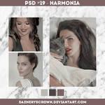 PSD #19 - Harmonia