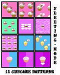 Cupcake Patterns 001