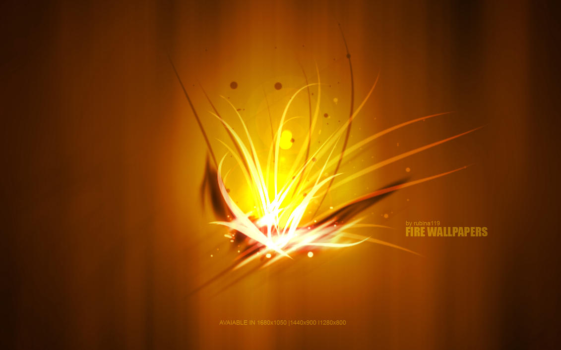 Fire Wallpapers by rubina119