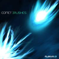 Comet Brushes by rubina119