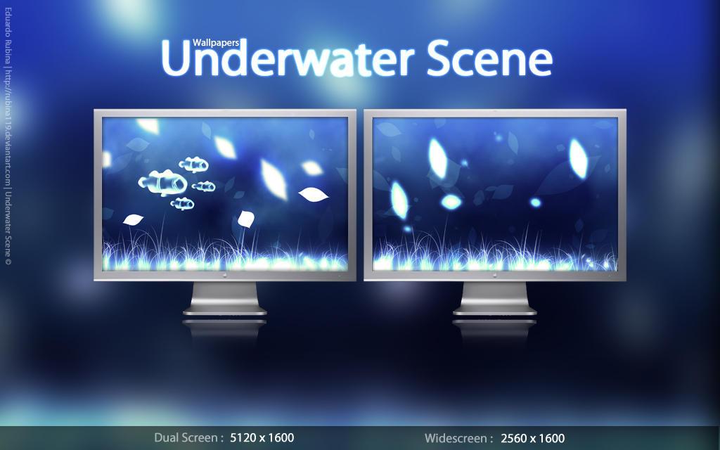 Under Water Scene by rubina119