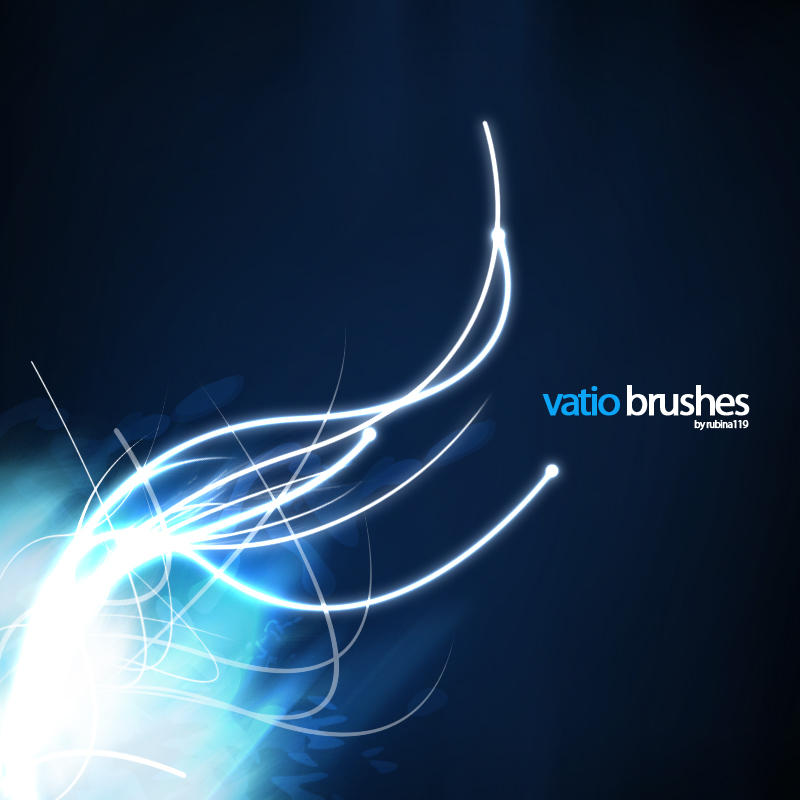 Vatio Brushes by rubina119