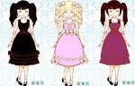 Lolita Doll Dress Up game