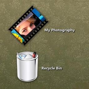 AveDesk Photography Icon by grafik000