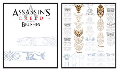 Brushes Assassin's creed 1