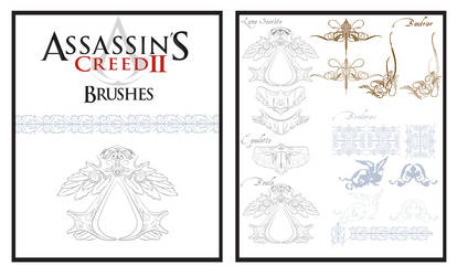 Brushes Assassin's creed 2