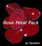 Rose Petal Pack