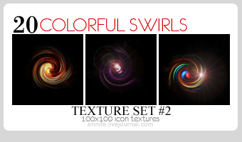 20 Swirl Textures 02 by ennife-resources
