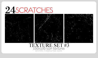 24 Scratch Textures 03 by ennife-resources
