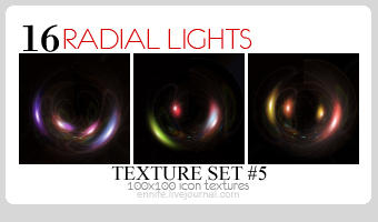 16 Radial Light Textures 05 by ennife-resources