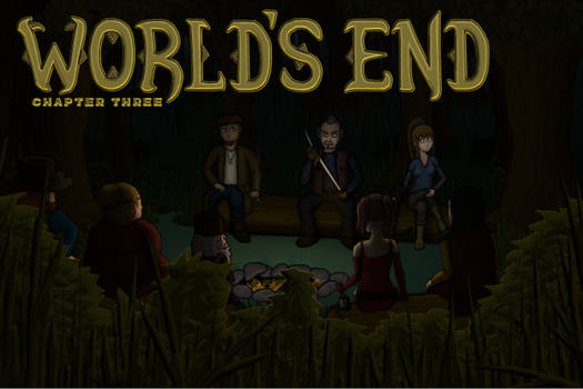 World's End Chapter 3 Title Screen