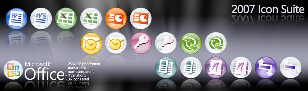 Microsoft Office 2007 Orbs