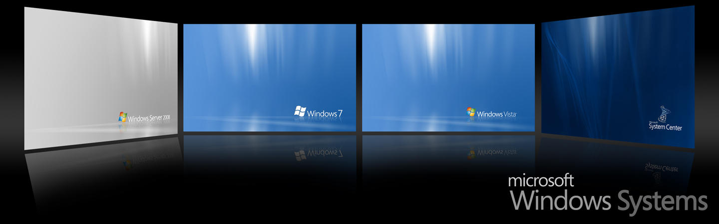 Microsoft Windows Systems Pack by wstaylor