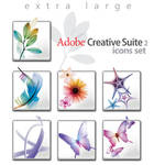 Adobe CS 2.0 Grande Icon Set