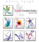 Adobe CS 2.0 Grande Icon Set