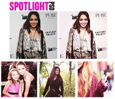 Spotlight PSD by myfavoriteartists