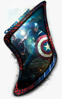 Banner The Avenger by AcCreed