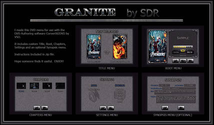 Granite-by SDR