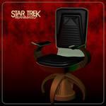 TOS Klingon Kommand Seat by Ptrope