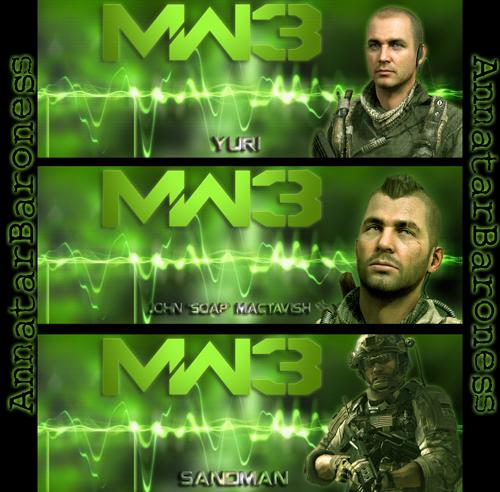 Modern Warfare 3 Timeline Covers By Ladyannatar On Deviantart