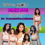 Selena Gomez Kids Choice Awards 2012 Pack PNG