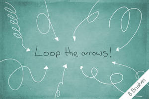 Loop The Arrows! by byjanam