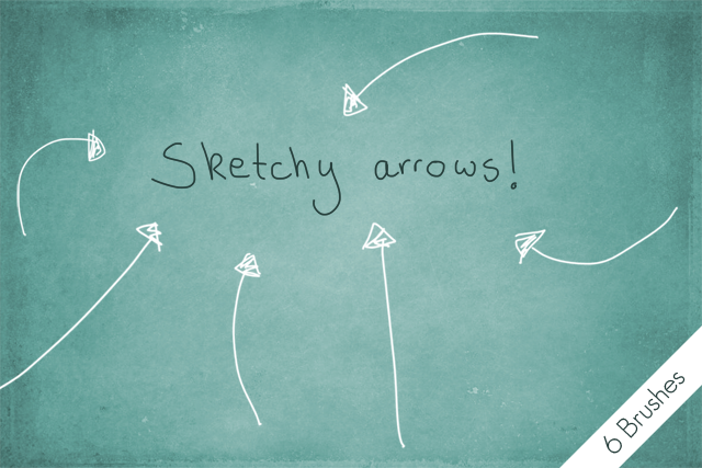 Sketchy Arrows!