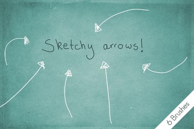 Sketchy Arrows!