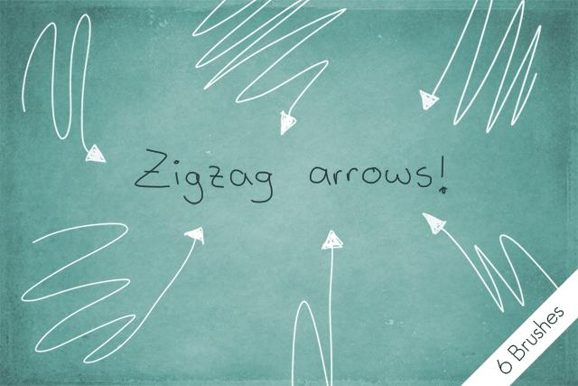 Zigzag Arrows!
