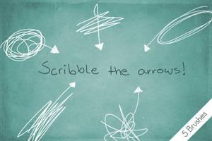 Scribble The Arrows! by byjanam